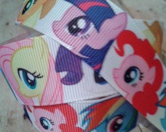 New Arrival - My Little Pony Grosgrain Ribbon