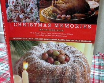 Christmas Memories with Recipes published by Grammercy Books