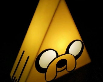 Adventure Time Jake The Dog Lamp