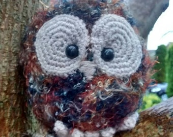 Mr funky owl