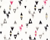 SALE Snap in Voile by Lisa Congdon for Cloud 9 Fabrics Cloud 9 Collective Organic Cotton Voile Fabric OE 100 Certified Organic Cotton