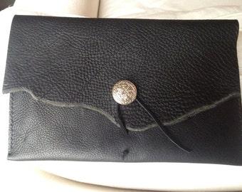 Leather IPad Sleeve/Case/Envelope