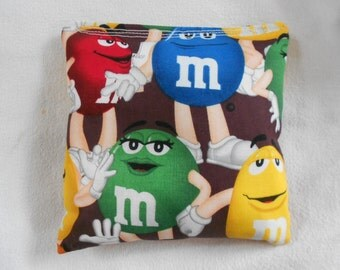 M & M'S Corn hole Bags