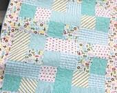 Oh Boy!  Baby Boy crib quilt
