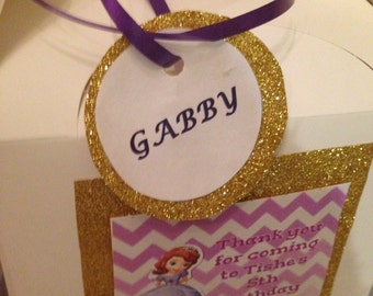 Personalised wedding/kids party activity boxes