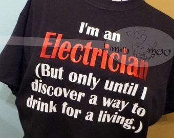 Im an ELECTRICIAN.....