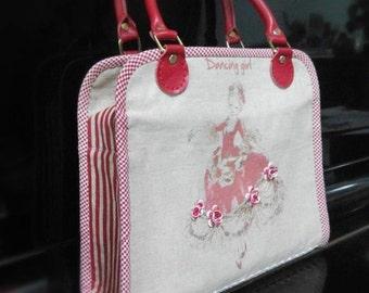 PDF Sewing Pattern, Tote Pattern, Handbag Pattern, DIY Bag Pattern