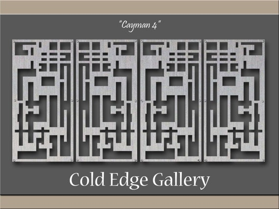 Extra Large Metal Wall Art Art Decor Abstract