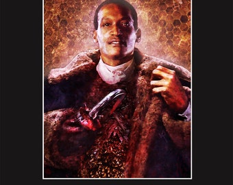 Candyman 11X14 Matted Print - Signed by Joel Robinson