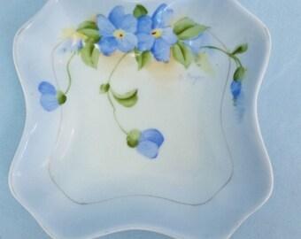 Royal Rudolstaot Porcelain Dish