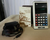 Vintage Commodore  Electronic Calculator