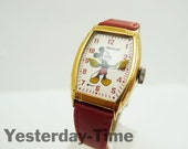 Ingersoll US Time 1940's American Made Mens Watch Manual Movement