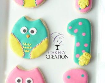 Owl and age cookies