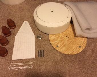 Tuffet Kit Unassembled