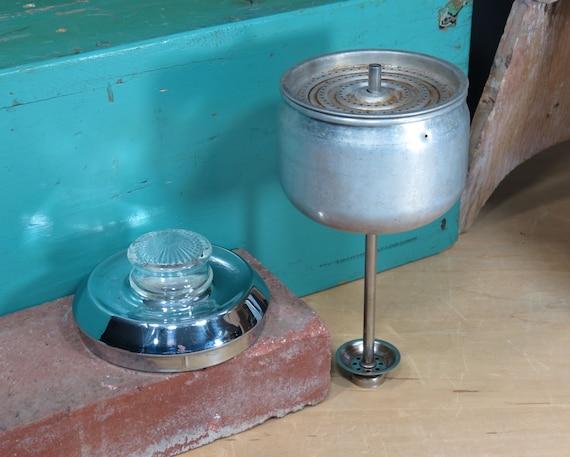 General Electric Coffee Maker Error 5 : General Electric Pot Belly Percolator Replacement Basket Stem
