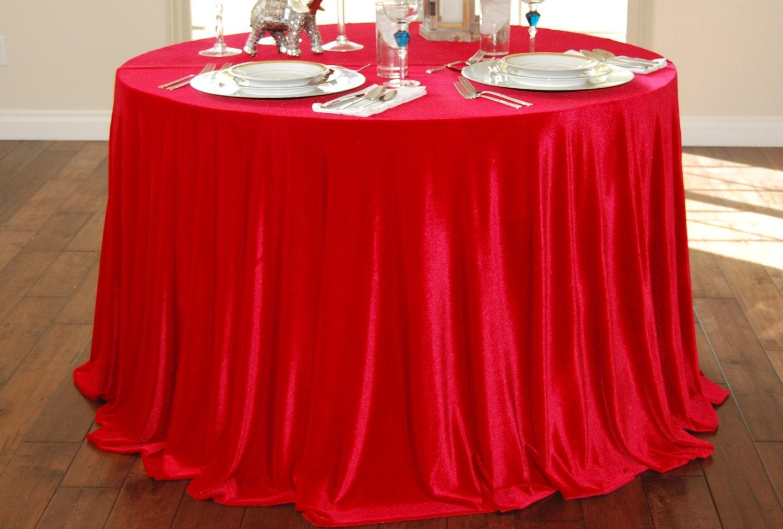 34. Red Table Cloth 90x132,PVC Lace TableclothPVC Lace Table Cloth .