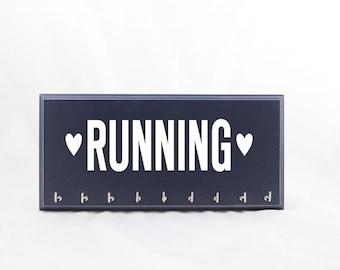Running Medal Holder  RUNNING