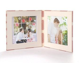 8x10 wedding album etsy. Black Bedroom Furniture Sets. Home Design Ideas