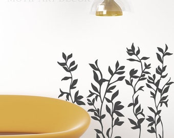 wall sticker wall decals PLANTS