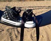 Baby Studded Chuck Taylors Converse