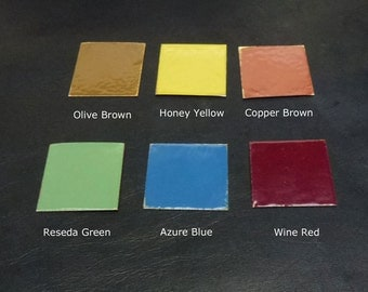 Fall Colors Powder Coating Collection