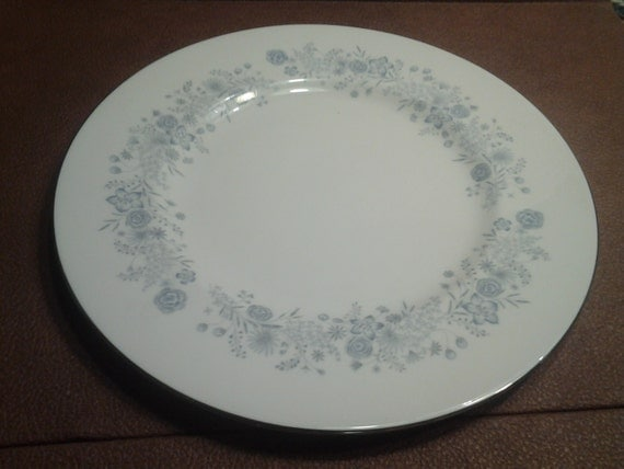 On Sale Belle Fleur Wedgwood China 10 5 Inch By