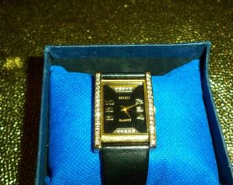 Men's  Vintage Seiko Watch