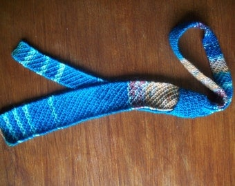 Hand knitted Tie