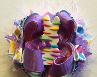 Easter boutique bow