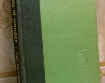 Fields of Wonder - Vintage Book of Poetry by Rod McKuen - 1970s
