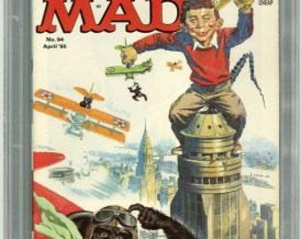 Mad Magazine #94 April 1965