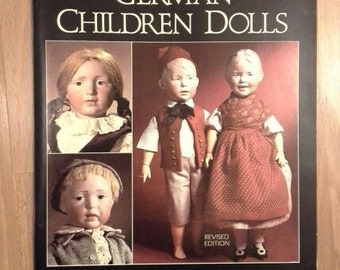 Mildred Seeley German Children Dolls book