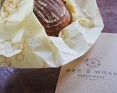 BREAD Wrap- beeswax & cloth wrap