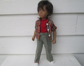 Gregor Sasha doll Pants Dolls clothes for sasha Gregor outfit 16 inch dolls outfit for Gregor Sasha doll clothing dolls outfit Ready to ship