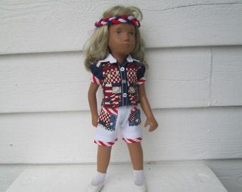 Sasha doll dress 3 pc set for Sasha dolls outfit 18 inch dolls Sasha doll clothing dolls outfit Sasha doll dresses shorties puppenkleider 18