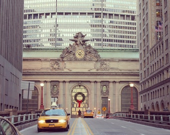 Grand Central Station, New York, Christmas
