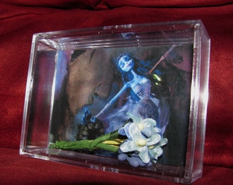 "L@@K~The Corpse Bride Emily's  Bouquet""Collectible display""/New/Fun cute item(gift)"