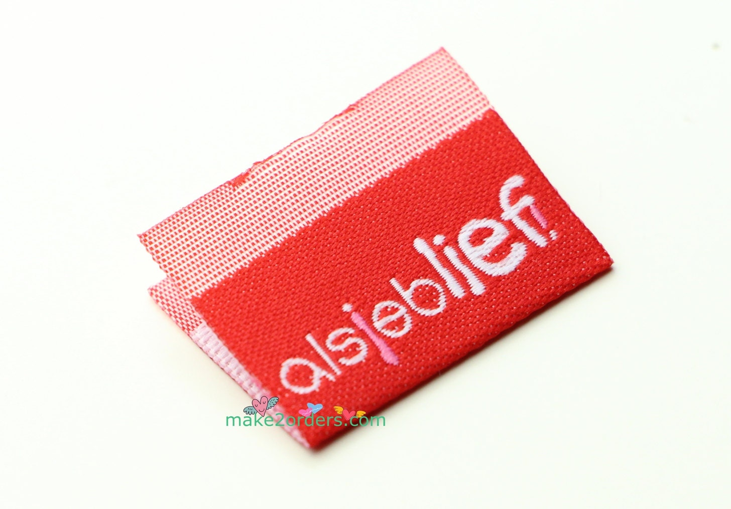 1500 Clothing Tags Label Sizes Custom Made Labels