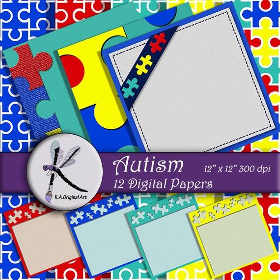 Paper on autism