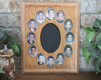 school years picture frame collage photo frame school frame school pictures k 12 school days photo frame oval school collage