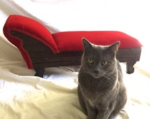 Pet Bed Antique Mini Fainting Couch