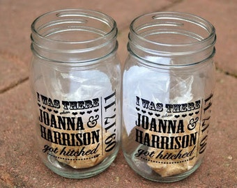 Custom Mason Jar Labels