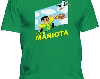 Marcus Mariota Super Mariota T Shirt Ducks Football Funny Sml-4X