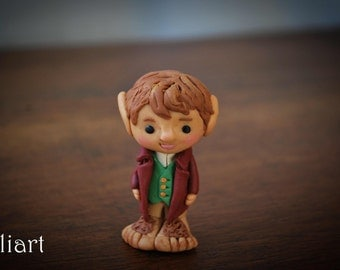 Bilbo Baggins miniature  from THE HOBBIT