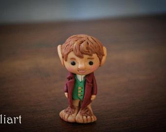 Bilbo Baggins miniature  from THE HOBBIT