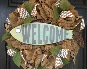 Welcome Fish Design