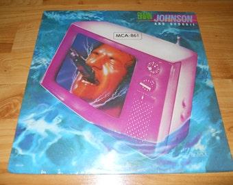 Still SEALED Brian Johnson and Geordie Vinyl Record LP ac/dc