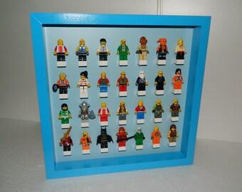 pr sentoir pour figurine lego lego minifig par missiriscreations. Black Bedroom Furniture Sets. Home Design Ideas