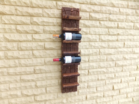 13 Unique Wine Racks On Which to Store Those Bottles ... |Unique Wood Wine Rack