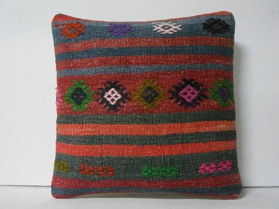 Extra Big Throw Pillows : extra large throw pillow 50x50 throw pillow 50x50 orange green